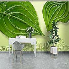 Benutzerdefinierte Fototapete Home Decor Grünes