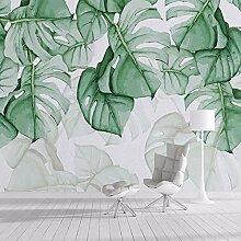 Benutzerdefinierte Fototapete Moderne Tropische