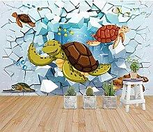 Benutzerdefinierte Fototapete Schildkröte