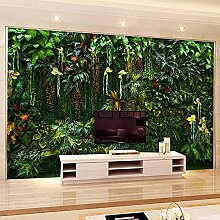 Benutzerdefinierte Fototapete Wandbild Tropischer
