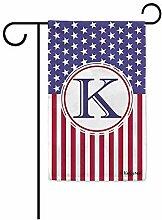 Benutzerdefinierte Garten Flagge,Us Flag