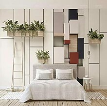 Benutzerdefinierte Geometrische Würfel Mosaik