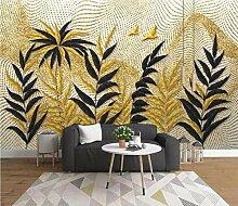 benutzerdefinierte geprägte goldene Blätter
