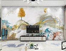 Benutzerdefinierte Größe Wallpaper Mural Retro