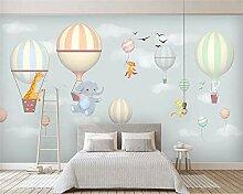 Benutzerdefinierte Heißluftballon Elefantenhase