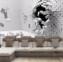 Benutzerdefinierte Jede Größe 3D Wandbild Tapete