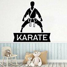 Benutzerdefinierte Karate Vinyl Küche