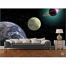 Benutzerdefinierte Kinder Tapete, Earth Moon Und