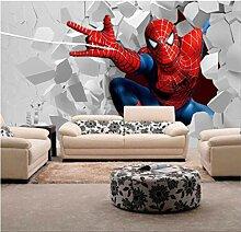 Benutzerdefinierte Kinder Tapete, Spiderman