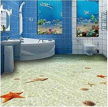Benutzerdefinierte Küche Bad Bodenbelag Tapete