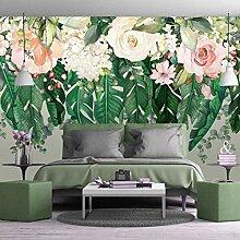 Benutzerdefinierte Moderne Kunst Pflanze Blume