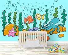Benutzerdefinierte niedlichen Cartoon Unterwasser