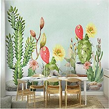 Benutzerdefinierte Nordic Handgemalte Kaktus
