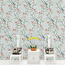 Benutzerdefinierte Produkte Handbemalte sofa Hintergrund Wandmalerei idyllische videos Tapete Selbstklebende benutzerdefinierte Wohnzimmer Wände Ideen Schlafzimmer Tapete 430 cm * 300 cm