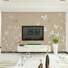 Benutzerdefinierte Produkte modernen minimalistischen tv Hintergrund Wandmalerei Ideen Schlafzimmer Wand videos Tapete selbstklebende Tapete maßgeschneiderte Wände 300 cm * 210 cm.