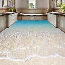 Benutzerdefinierte selbstklebende Boden Wandtapete