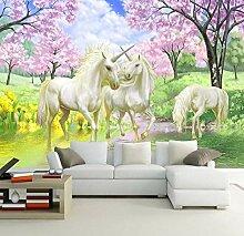 Benutzerdefinierte selbstklebende Wandbild Tapete