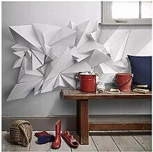 Benutzerdefinierte Tapete Für Wände 3D Weißes