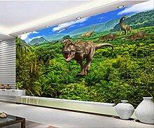 Benutzerdefinierte Tapete Jurassic Dinosaurierzeit