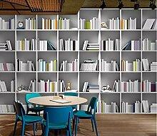 Benutzerdefinierte Tapete Mural Book Library