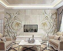 Benutzerdefinierte Tapete Wand Relief Sandstein