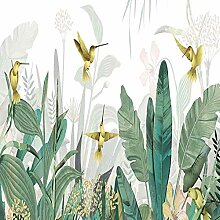 Benutzerdefinierte Tropische Pflanze Waldvogel