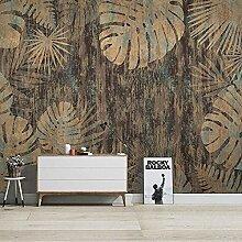 Benutzerdefinierte Wandbild 3D Tropische Pflanze