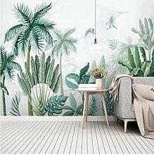 Benutzerdefinierte Wandbild Handgemalte Tropische
