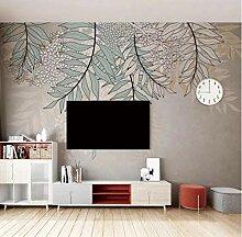 Benutzerdefinierte Wandbild Tapete 3D Moderne
