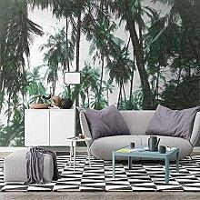 Benutzerdefinierte Wandbild Tapete 3D Tropische