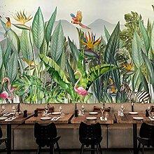 Benutzerdefinierte Wandbild Tapete Handbemalt