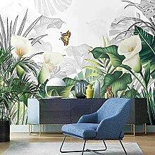 Benutzerdefinierte Wandbild Tapete Moderne Calla