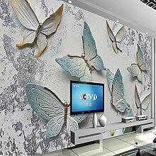 Benutzerdefinierte Wandbild Tapete Modernes 3D