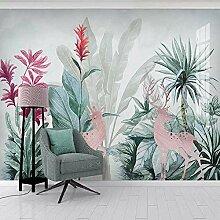 Benutzerdefinierte Wandbild Tapete Nordic Style