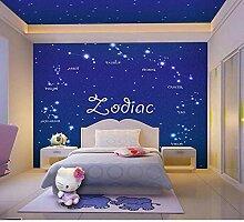 Benutzerdefinierte Wandbild Tapete Villa Decke