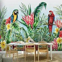 Benutzerdefinierte Wandbild Tropische Pflanze