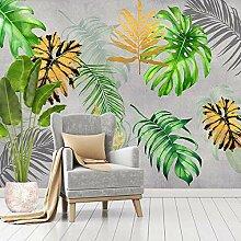 Benutzerdefiniertes Wandbild Moderne tropische