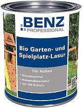 BENZ PROFESSIONAL Bio Garten- & Spielplatz-Lasur
