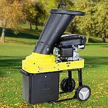 Benzin Gartenhäcksler Häcksler Schredder Holzhäcksler Motorhäcksler Craftworx 4,4 KW 6 PS 173ccm