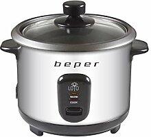 Beper - Reiskocher und Dampfgarer mit