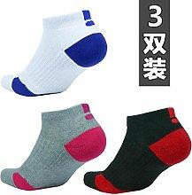 Bequem und trocken 3 Paar Herrensocken Socken