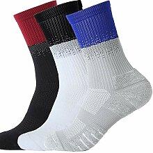 Bequem und trocken 3 Paar Socken