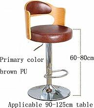 Bequemer Stuhl der Möbel-hohen Schemel, Bar Stuhl