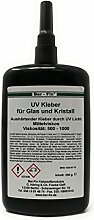 Ber-Fix® 250g UV Kleber Spezial Glas mit Lampe
