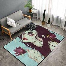 Bereich Teppich für Kinder Spielzimmer Warm Soft