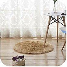 Bereich Teppich, Runde weiche