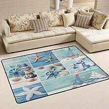 Bereich Teppich Teppich Fußmatte 72 x 48 Zoll