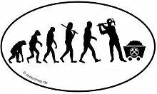 Bergbauer Gruben Bergbau Kumpel EVOLUTION