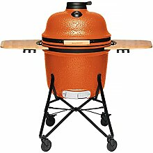 Berghoff Keramik Grill und Ofen, Bright Orange,