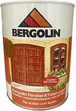 Bergolin Kompakt Fenster & TürenLasur- 0.75 LTR